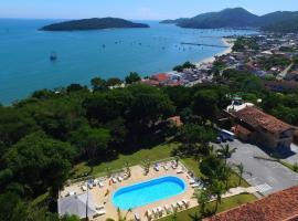 Morro do Sol Hotel & Eventos, hotel in Porto Belo