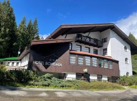 Hotel Bohemia, hotel in Železná Ruda