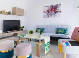 Grigo apartments, hotel with parking in Alexandroupoli