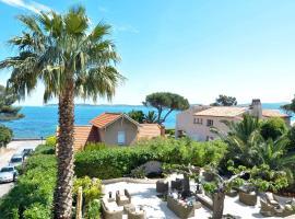 Best Western Plus Montfleuri, hôtel à Sainte-Maxime