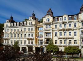 Hotel Excelsior, hotel in Mariánské Lázně