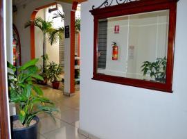 Hotel Bella Luz Centro Historico, hotel en San Salvador