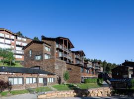 Apartamentos Sercotel Masella 1600, hotel near Debutants Coma Oriola, Alp