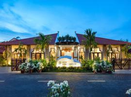 Bai Dinh Riverside Resort & Spa, hotel in Ninh Binh