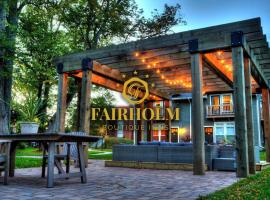 Fairholm Boutique Inns, hotel in Charlottetown