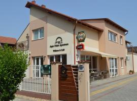Aqua Oazis Apartman, hotel Beach and Spa Hajduszoboszlo környékén Hajdúszoboszlón