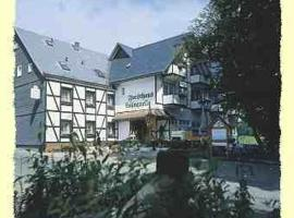 Hotel - Restaurant - Café Forsthaus Lahnquelle, Hotel in der Nähe von: Siegerlandhalle, Netphen
