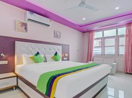 Treebo Trend Sandal Inn, hotel in Udaipur