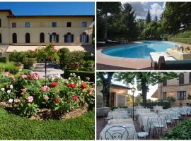 Villa Scacciapensieri Boutique Hotel, hotel in Siena