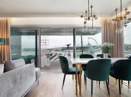Yacht Park - Apartment & Sauna, apartment in Gdynia