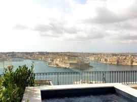 The Gomerino Hotel, hotel in Valletta