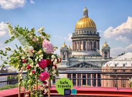 Lotte Hotel St. Petersburg – The Leading Hotels of the World, hotel in Saint Petersburg