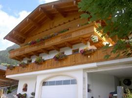 Knollnwies, Ferienwohnung in Alpbach
