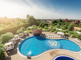 WISH Aqua&SPA Resort, hôtel à Vishenki près de: Aéroport international de Kiev Boryspil - KBP