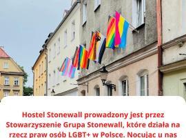 HOSTEL STONEWALL, hostel in Poznań