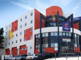 Comfort Hotel Clermont Saint Jacques, hôtel à Clermont-Ferrand près de: Vulcania