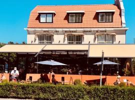 Hotel Sanders de Paauw, hotel in Sluis