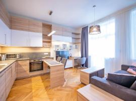 Friendly apartments in Prague, hotel near Zizkov Television Tower, Prague
