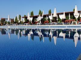 Hotel Garden Club, hotel in Braşov