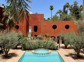 The Moroccans Private Suites, hotel in Marrakesh