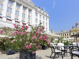 Esplanade Zagreb Hotel, romantic hotel in Zagreb