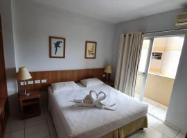 Apartamento de um quarto em caldas novas, hotel in Caldas Novas