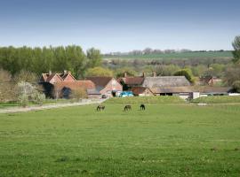 The Old Stables & Bridge Farmhouse, hotel en Salisbury