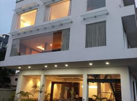 THE TERRACE TVM, hotel in Trivandrum
