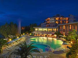 Hotel Terme Capasso, accessible hotel in Contursi