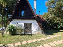 Chalé do Bosque, cabin in Gramado