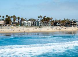 Ocean Park Inn, hotel in Pacific Beach, San Diego