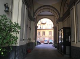 la scialuppa del caicco, apartment in Naples