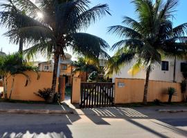 Chale Buzios Praia Rasa, отель в Бузиусе