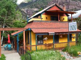 The Ouray Main Street Inn, budget hotel in Ouray