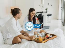 BYD Lofts - Boutique Hotel & Serviced Apartments - SHA Plus, hotel in Patong Beach