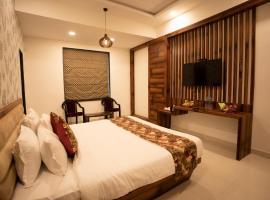 Hotel Bhairav Bagh & Restaurant, hotel near Maharana Pratap Airport - UDR, Udaipur