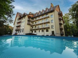 Hotel Stary Dub, hotel in Truskavets