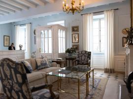 Hôtel de Toiras, accessible hotel in Saint-Martin-de-Ré