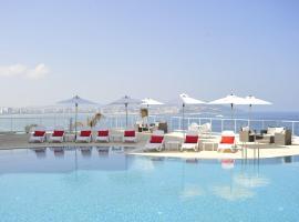 Hotel Farah Tanger, hotel en Tánger