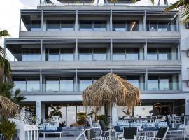 Cretan Blue Beach Hotel, hotel in Hersonissos