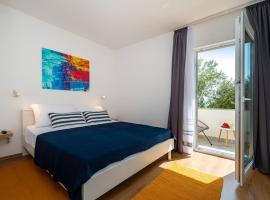 la More Apartments, apartmán v Novalji