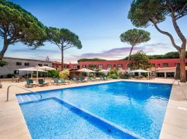 Salles Hotel Aeroport de Girona, hotel a prop de Aeroport de Girona-Costa Brava - GRO,