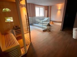 Hotel Bella Napoli & SPA, hotel Foggiában