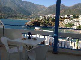 Ikonomakis Apartments, pet-friendly hotel in Balíon