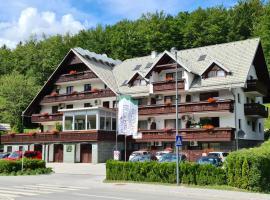 Hotel Gasperin Bohinj, hotel in Bohinj