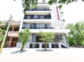 Hotel Oxus, hotel near JECRC University, Jaipur