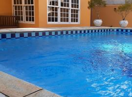 Pousada Casa Hospedaria, holiday rental in Paraty