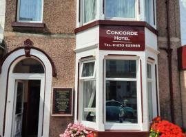 Concorde Hotel, hotel in Blackpool
