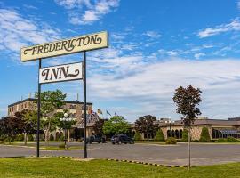 The Fredericton Inn, hôtel à Fredericton