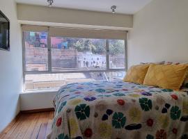 Lindo departamento en Cerro Alegre, Valparaíso, apartamento en Valparaíso